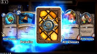 Curio Collector - The Witchwood Hearthstone rare card pack opening