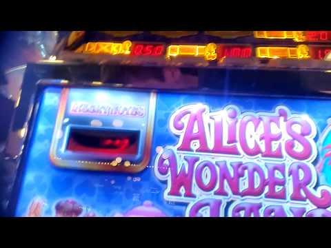 alices wonderland three player reflex fruit machine newquay 2018