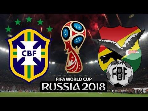 Resultado de imagem para brasil x bolivia 2017