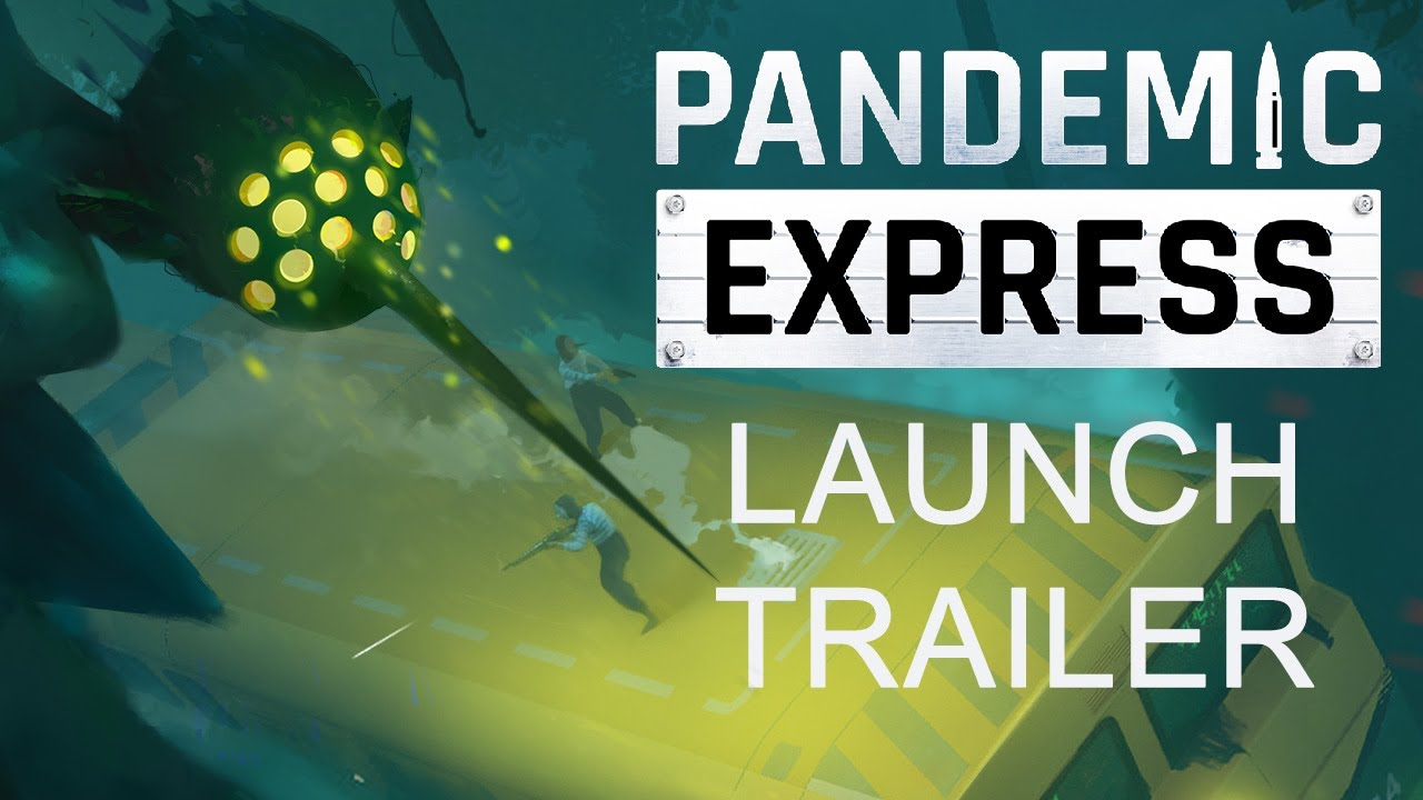 Pandemic Express by tinyBuild