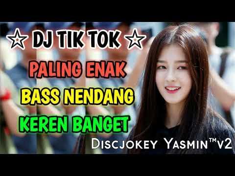DJ TIK TOK TERBARU VIRAL !!!! ❤ KAMU KESAYANGAN AISYAH ❤ DJ AKIMILAKU SLOW REMIX 2018