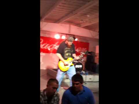 "Devin Clemons Band ""Illinois Country Boy"" LIVE @ Sangamon County Fair"