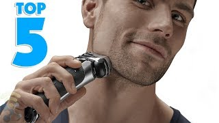 5 Best Electric Shavers 2018 🔝 Top 5 Shavers for Men