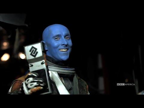 Peter Caulfield is Blue Peter  Doctor Who Season 10  Saturdays @ 98c