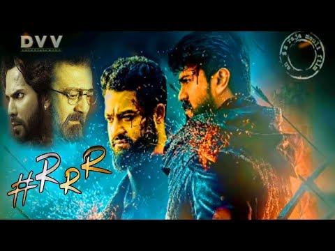 #RRR లోకి మరో ఇద్దరు బాలీవుడ్ హీరోలు! Varun Dhawan and Sanjay Dutt Likely To Be Part in RRR Movie