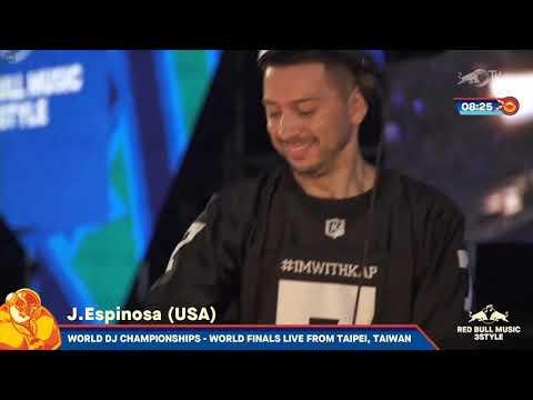 Red Bull 3Style 2019 - Final Night - J Espinosa (WORLD CHAMPION WINNING SET)