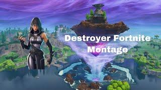 Destroying Fortnite Montage