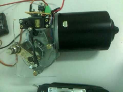 Custom made high power servo motor youtube for High power servo motor
