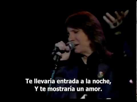 Into the night (Benny Mardones) (Letra en Español)