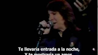 Into the night (Benny Mardones) (Letra en Español)