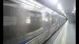 Video 大阪市営地下鉄四つ橋線23  系発車 download MP3, 3GP, MP4, WEBM, AVI, FLV Juli 2018