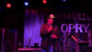 The Cleverlys : Paul Harris Comedian KY Opry Nov 8 2014