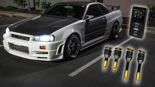 Bagging the R34 GT Type-R!