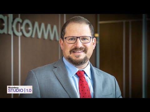 Bloomberg Studio 1.0 - Qualcomm CEO Cristiano Amon