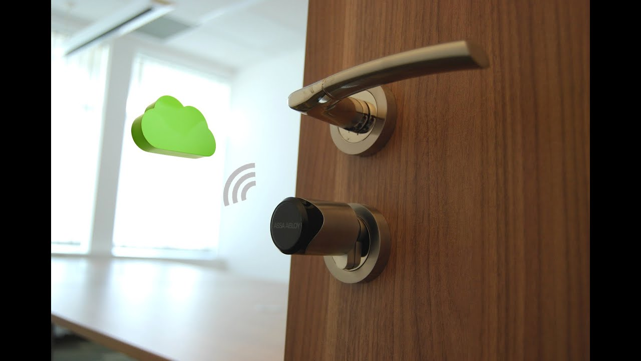 Access Control System Installation Assa Abloy Aperio Amp E