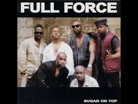 FULL FORCE - Its All On My Face