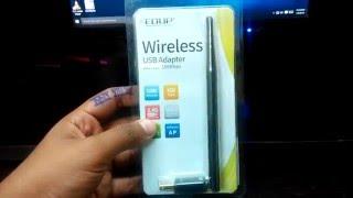 edup wireless usb adapter 150mbps indian tech