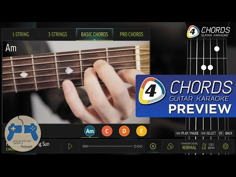 Preview: Four Chords Guitar Karaoke | TheDGCast