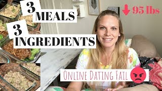Quick KETO Meals for Weight Loss | Online Dating Fail