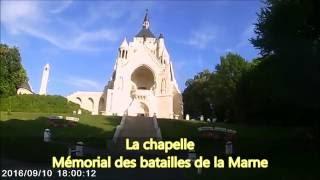 Balade dans les rues de DORMANS (Marne - France)