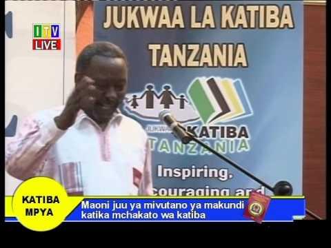 Mjadala Wa Katiba Part 1