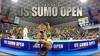 2015 US SUMO OPEN trailer of full show