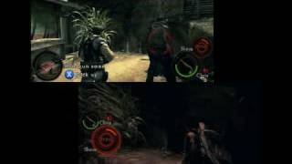 Resident Evil 5 - Break Free Multiplayer Gameplay