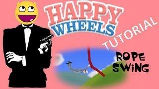Happy Wheels: Rope Swings [tutorial]