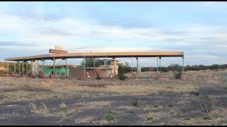 Ted s Bull Pen - ABANDONED - Route 66 Truck Stop