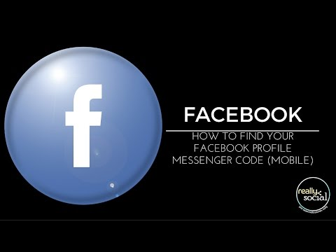 How to Find and Use Your Facebook Messenger Code | Really Social