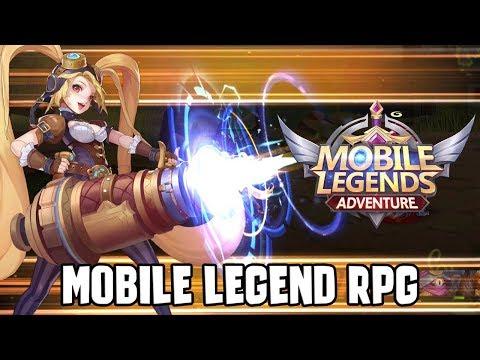 Mobile Legend Versi RPG! - Mobile Legends: Adventure (Android)