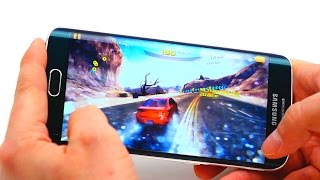 ▶ Samsung Galaxy S6 Edge Gaming-Check (Deutsch)