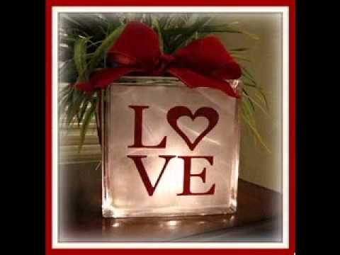Diy Glass Block Craft Projects Ideas Youtube