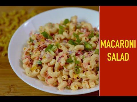 Macaroni Salad Recipe|Deli-Style Macaroni Salad|Cold Pasta Salad