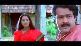 Aaram thampuran- MOHANLAL Temple Entrance Scene.mp4