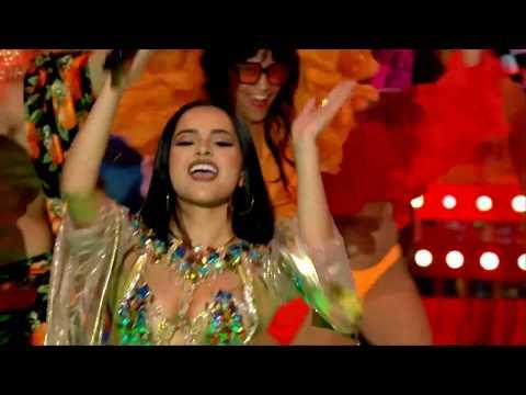 Akon ft. Becky G - Como No (MTV EMA 2019)