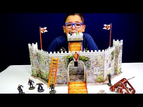 Oh, What a Fine Castle - Leo Toys