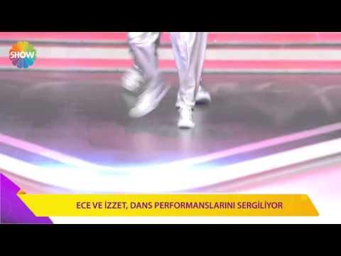 İzzet Kağıt hiphop Danse robot
