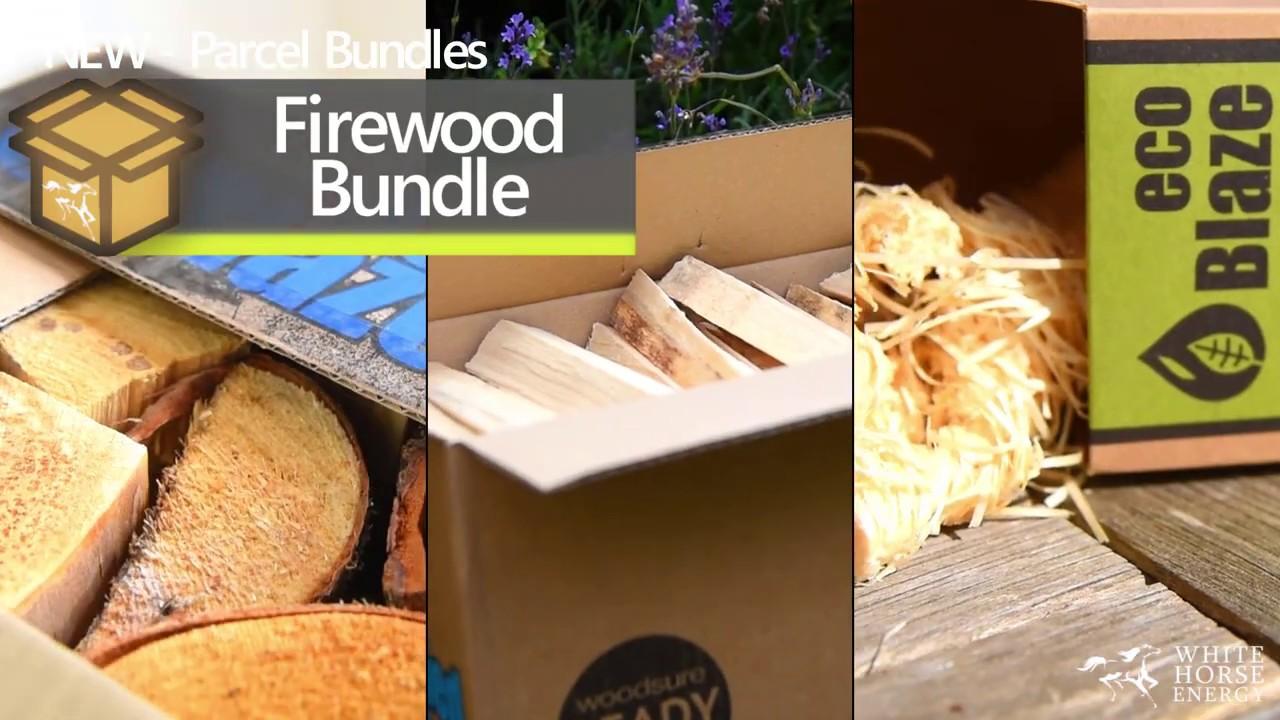 Brand New Firewood Bundle Parcel