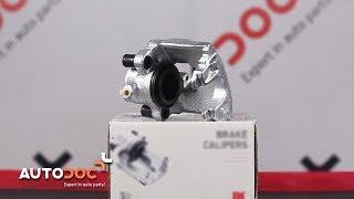 hinten + vorne Bremssattel beim MERCEDES-BENZ E-CLASS (W210) montieren: kostenlose Video