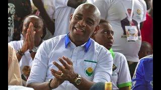 Bonaventure Kalou, du football à la politique *** BBC Afrique