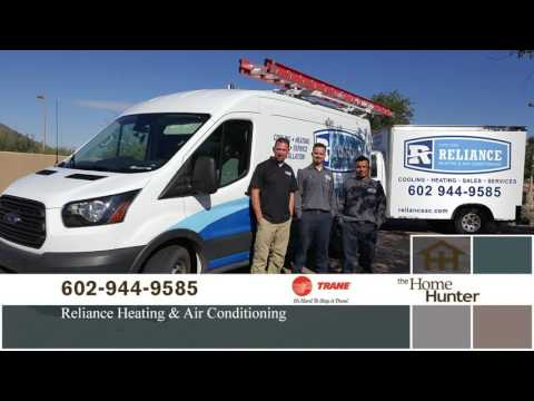 Reliance Heating & Air Conditioning on The Home Hunter