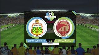 Download Video BHAYANGKARA FC VS SRIWIJAYA FC - LIGA 1 GOJEK INDONESIA  2018/19 - GAMEPLAY MP3 3GP MP4