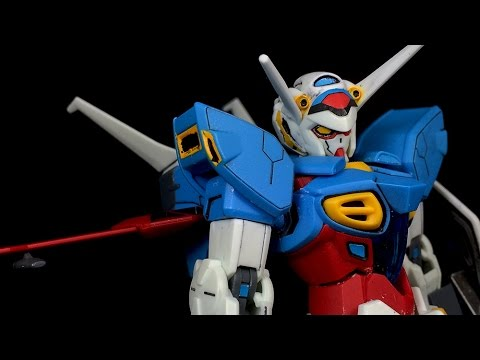 1/144 HG Gundam G-Self (Reconguista in G) | REVIEW
