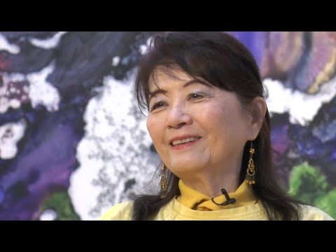 Documentary of Marlene Tseng Yu, Artist - Rainforest Art Foundation