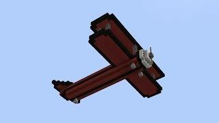 ماين كرافت #47 بناء طائـرة خورافيـة !