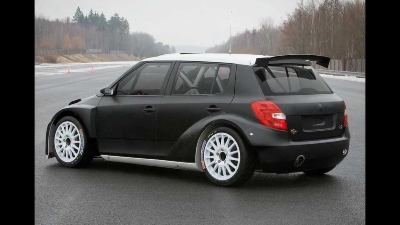 skoda fabia tuning body kit youtube. Black Bedroom Furniture Sets. Home Design Ideas