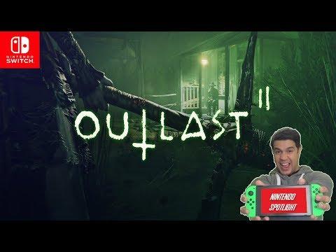 Nintendo Spotlight: Outlast 2 [Nintendo Switch] - Full Walkthrough