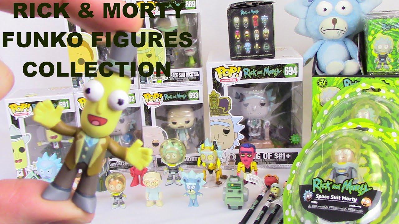 Rick and Morty Kirkland Meeseeks 1//6 Mystery Minis série 3 Funko
