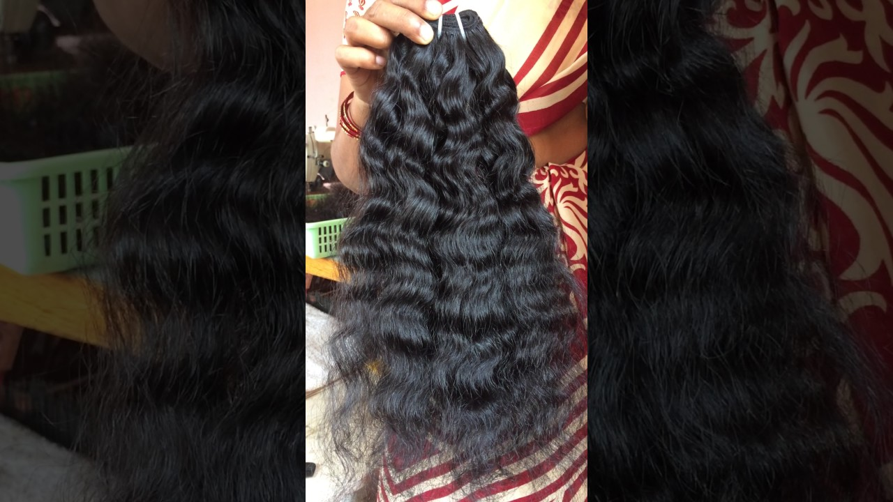 Indian Hair Extensions Inc Natural Curly Human Hair Youtube